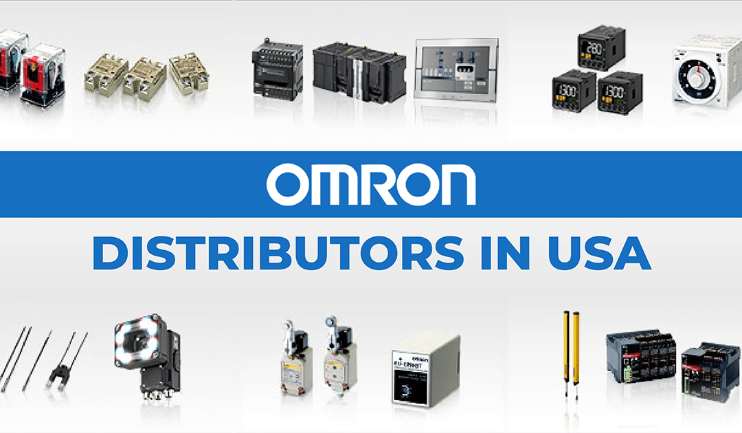 Omron Industrial Automation Distributor and Supplier USA